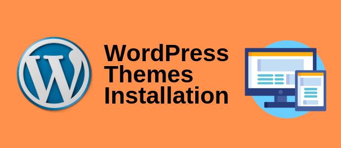 Hướng dẫn cài đặt theme cho website WordPress