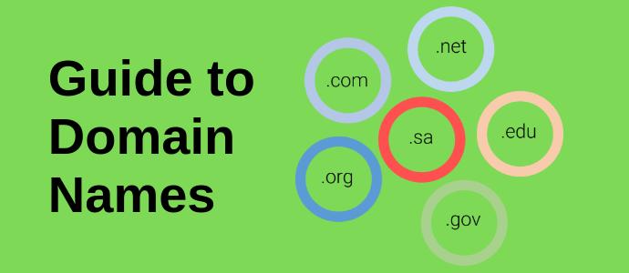 Tên miền là gì? Toàn bộ về domain name