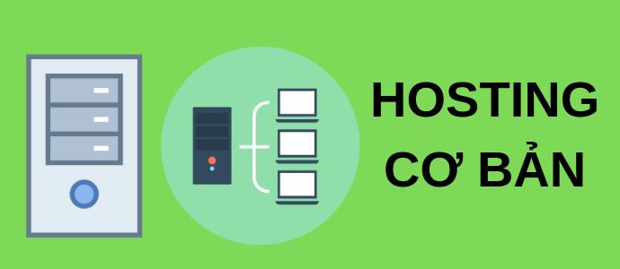Hosting là gì? kiến thức cơ bản về web hosting